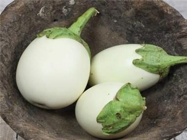 white eggplan