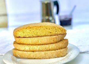 Classic anise biscotti