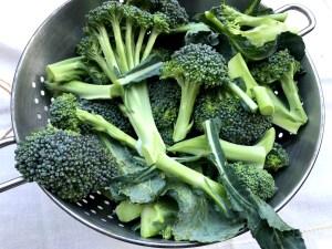 broccoli peperoncino garlic