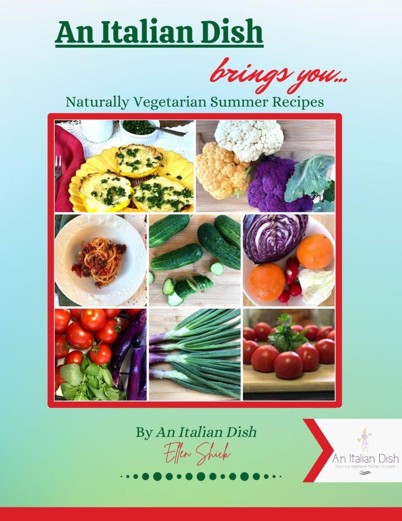 Nat Veg Sum Italian Ebook cover